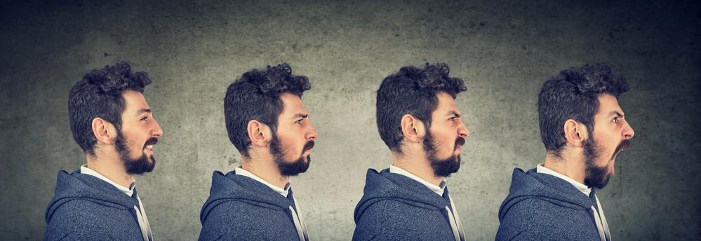 Перепады настроения - шизофрения