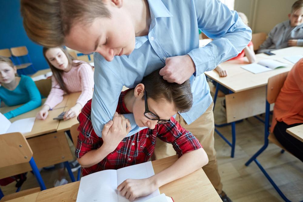 Детская и подростковая агрессивность