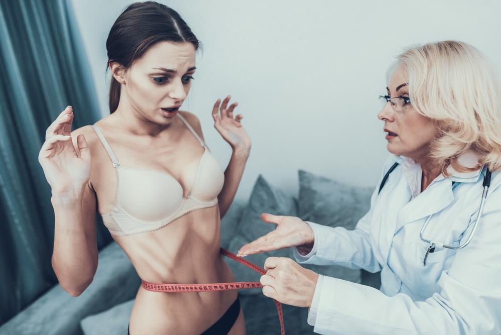 Лечение анорексии фото Равновесие