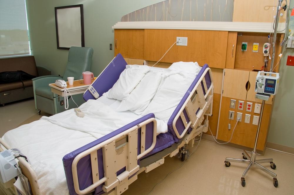 палата клиники Равновесие фото