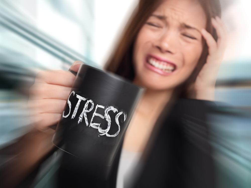 Стресс фото клиника Равновесие