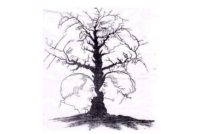 Тест с деревом на Альцгеймера