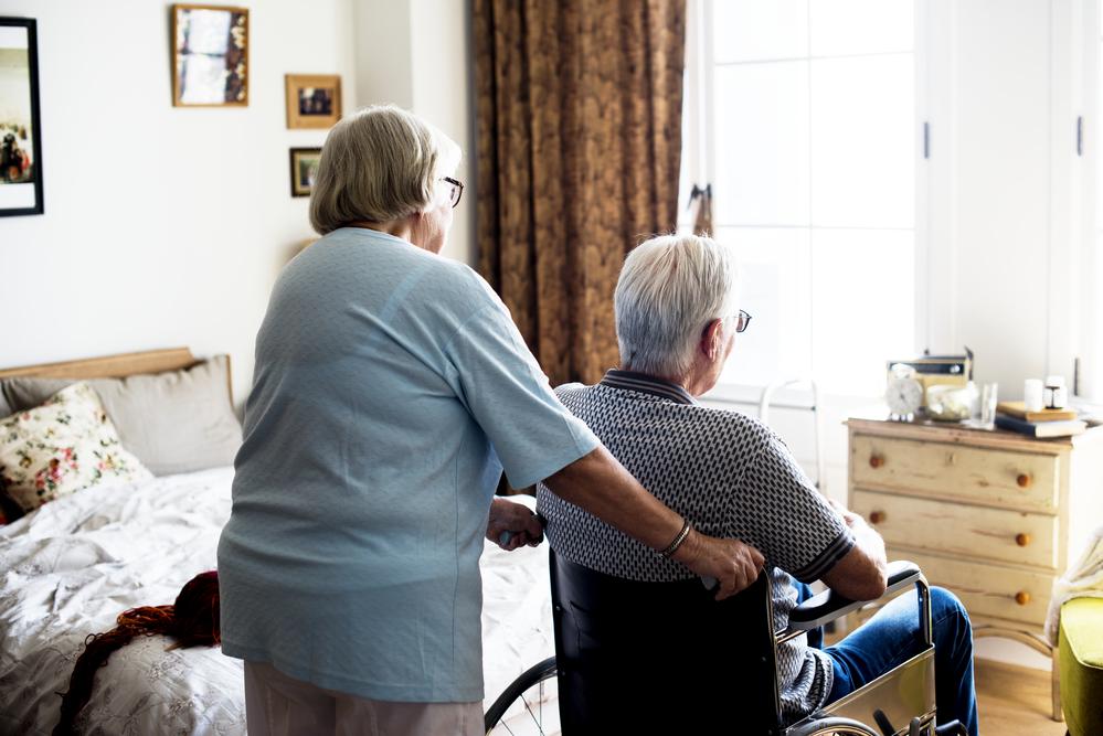 Жизнь с Альцгеймера