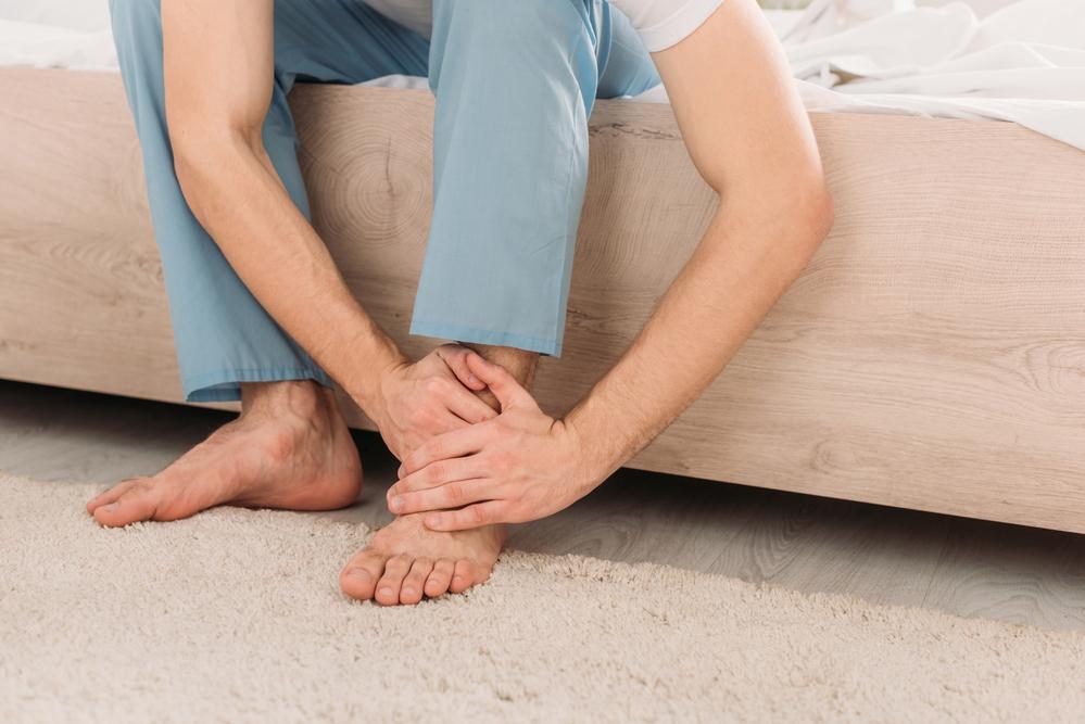 Боли в ногах при неврозах фото клиника Равновесие