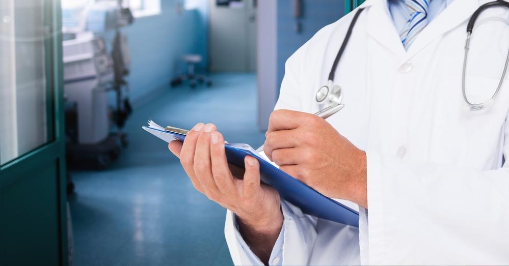 Сбор анамнеза у пациента клиника Равновсеие